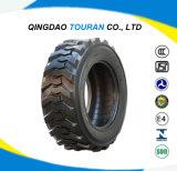 Schräge industrielle Gummireifen Skidsteer Reifen