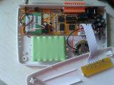 SMS GSMの二重アンテナ(ES-2003GSM-2)が付いている住宅用警報装置