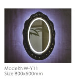 Hotel Bathroom Illuminated LED Make Up Mirror