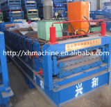 Doppio Layer Roof e Wall Color Steel Forming Machine (XH860-900)