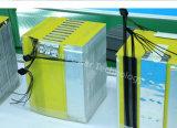 bloco da bateria de íon de lítio de 72V 40ah para a luz de rua solar