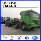 6X4 HOWO 트랙터 트럭 338HP 트레일러 헤드 트럭 트랙터 트럭