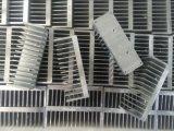 ISO 9001 теплоотвода профиля большого Heatsink алюминиевый СИД светлый