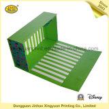 配達塗被紙の折る包装ボックス(JHXY-PP0015)のためによい