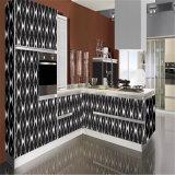 schwarzes Radierungs-Farben-Edelstahl-Blatt des Spiegel-304 316 für Küche-Schrank