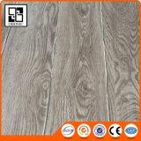 Carrelage en bois d'imitation de vinyle de PVC WPC des graines de vente chaude pour le projet