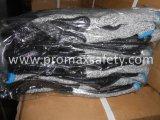 5 Chineema Handschuhe mit der schwarzen beschichteten Windung-Latex-Palme schneiden