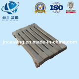 Штанга решетки для раздела решетки части машины спекать подвергая механической обработке/штанги