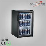 Offene Tür Mini Refrigerator mit LED Light (SC68)