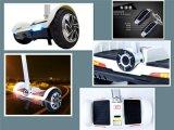5.8A 13.5kgの電気永続的な移動性のHoverboardのハンドルのリモート・コントロール製造