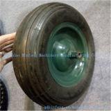 압축 공기를 넣은 바퀴, 외바퀴 손수레 Tyre/Wheel 무덤 타이어