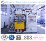 Máquina Vulcanizing de borracha da máquina de borracha horizontal da modelação por injeção do silicone