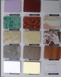 Pannelli di alluminio isolati decorazione del diagramma di colore di Ral