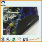 Черная пленка PVC клея для тела автомобиля
