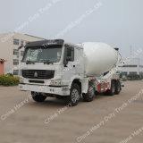 De Tankwagen van het Cement van Sinotruk HOWO 12m3/Concrete Mixer