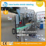 Automatische Shrink-Hülsen-Etikettiermaschine für runde Flasche