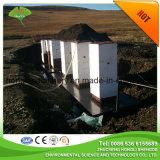 Tratamento de água de esgoto combinado enterrado para desalojar Sundries Tanning do Wastewater