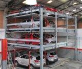 1つのクラスの中国Mutrade油圧上昇およびスライドの駐車システム