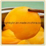 2017year에 의하여 복숭아 중국 통조림으로 만들어지는 식사