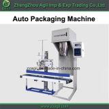 Máquina de embalagem Semi automática vertical do grânulo da máquina de empacotamento do alimento do petisco