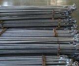 Geschmiedeter galvanisierter legierter Stahl-langer Behälter, der Stab peitscht
