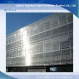 壁パネルのためのステンレス鋼の金網