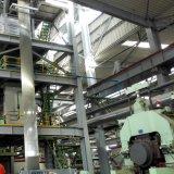 SGCC regelmäßiger Flitter galvanisierter gewellter Metalldach-Blatt-Ring