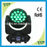 19X12W RGBW 4in1 Wash+Zoom+Beam LED Stage Lighting