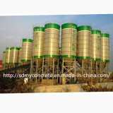 100t de Silo van het Cement van de vlok voor Verkoop