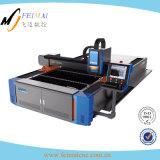 Machine de découpage de laser de fibre de précision de Hight pour le métal