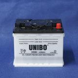Autobatterie der Qualitäts-trockene belastete Leitungskabel-Säure-Batterie-DIN62 12V62ah