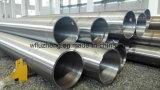 Tubo de acero inconsútil En10025, tubo de acero del acero del grado S355