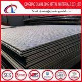 Стальная госпожа Checkered Лист Цена углерода Q235B/Ss400/A36