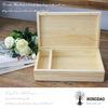 Houten Gift Boxes_D van de Kleur van Hongdao de Naar maat gemaakte Natuurlijke