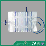 Medizinisches Disposable 1500ml Cross Outlet Valve Urine Bag