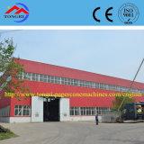 Tubo fácil del papel del espiral de la producción de la fábrica de la operación que hace la máquina