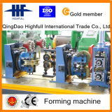 機械を形作る高性能のステンレス鋼の管