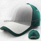 Casquette de baseball de golf de sport de broderie de Microfiber de polyester (TMR05196)