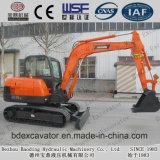 Землечерпалки Crawler машинного оборудования Baoding Мини-Малые с двигателем Yanmar