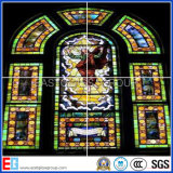كنيسة زجاجيّة ([ستين غلسّ]) لون زجاجيّة