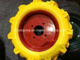 Roda da espuma do plutônio do Wheelbarrow da qualidade