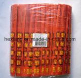 世界的の試供品23cmは使い捨て可能なタケ箸を包んだ