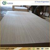 Face do tamanho padrão/pinho/madeira compensada comercial núcleo traseiro do Poplar para a placa da mobília