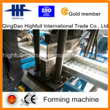 Pedales de acero galvanizados de la INMERSIÓN caliente que forman la máquina