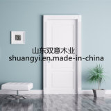 中国は内部MDFに固体木のドアデザインを作った