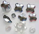 ABSクロムめっきの部品またはプラスチック注入及び金属製品のための機械装置の部品またはクロムめっき