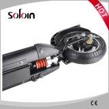 Vespa eléctrica del balance del uno mismo del motor sin cepillo de la movilidad del apretón de la válvula reguladora (SZE250S-5)