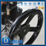 Valvola a sfera pneumatica di galleggiamento dell'acciaio inossidabile 304 di Didtek 2 PCS