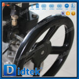 Didtekのステンレス鋼304のCF8空気の球弁