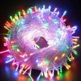 세륨 RoHS 승인되는 고전압 옥외 방수 IP44-65 다중 색깔 LED 크리스마스 끈 빛